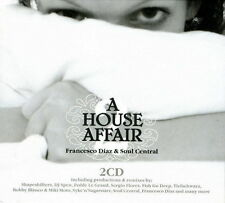 A House Affair Vol. 2 2-CD RARE Russia Electronica Import Feb. 2007 - Like New