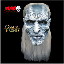 OFFICIAL GAME OF THRONES BIANCO WALKER LATTICE COLLEZIONISTI mask-tv Halloween Costume