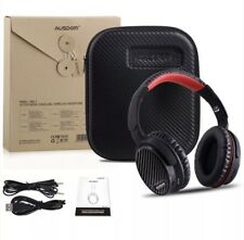 New AUSDOM ANC7 Active Noise Cancelling Bluetooth Headphones w/ Apt-X