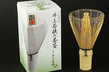 Japanese 80 Prong Matcha Tea Ceremony Bamboo Whisk Takayama Chasen INOUE WAKASA