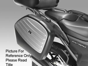 Honda CTX 700N Saddlebag Panel Graphite Black 2014 P/N 08F70-MJF-A00ZL