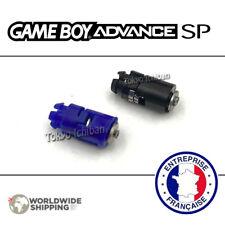 Lot de 2 charnières Gauche & Droite Hinges / Nintendo Game Boy Advance SP GBA