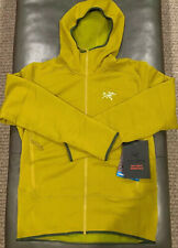 NWTs Arc'teryx Men's Kyanite Fleece Hoody. Small. Olive Amber (retail $179)