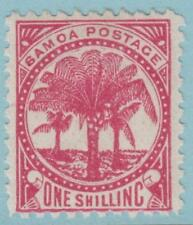Samoa 18f Mint Hinged OG * - No Faults Very Fine!!!