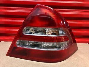01-04 Mercedes W203 C230 C320 C32 Tail Light Lamp Rear Right Passenger Side OEM