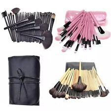 32Pcs Makeup Brushes Set Eyeshadow Lip Powder Concealer Blusher Cosmetics Tool