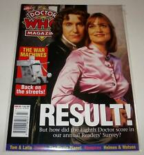 DOCTOR WHO MAGAZINE # 253   July 1997 VFN  Paul McGann / Daphne Ashbrook cover