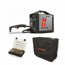 Hypertherm Powermax45 XP Plasma Cutter with 20ft Hand Torch Pkg (088112)