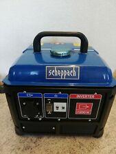 Scheppach SG 1200 Inverter Stromerzeuger Generator Notstrom Aggregat