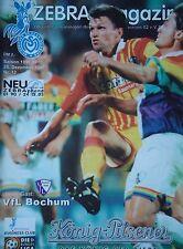 Programm 1997/98 MSV Duisburg - VfL Bochum