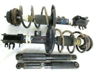 51857833 Set 4 Front Shock Absorbers & Rear FIAT 500 1.4 74KW 3P B 6M