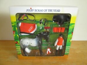 Julip Horse of the Year No. 1407 Maddie & Montana Collectable Model