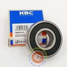 KBC FAG 6204-2RS 20mm X 47mm X 14mm SEALED BEARING DR43