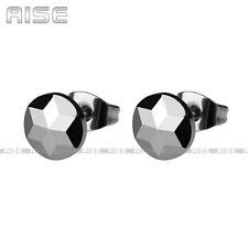 New Birthday Gift Women Men Tungsten Carbide Stud Party Earrings charm C18