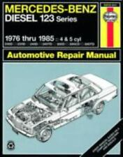 Mercedes Benz Diesel Automotive Repair Manual: 123 Series, 1976 thru 1985 (Hayne