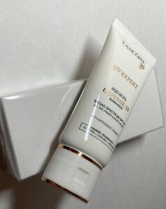 Lancome UV Expert Aquagel Sunscreen SPF50 Primer & Moisturizer 1oz/30ml NIB