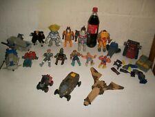 Konvolut Action Figuren Aliens Fahrzeuge und andere 80er Jahre Viel von Hasbro
