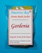 Gardenia Scented Aroma Beads Sachet Air Freshener Home Car Drawer - 1 oz.