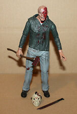 Friday the 13th Jason Voorhees Battle Damaged Part 3 Figur Action Figure Neca