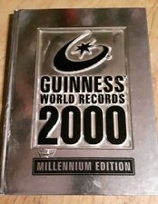 2000 Guiness World Records Book