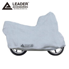 Leader Accessories 3 Layer Universal Weather Proof Motorcycle Cover up to 95