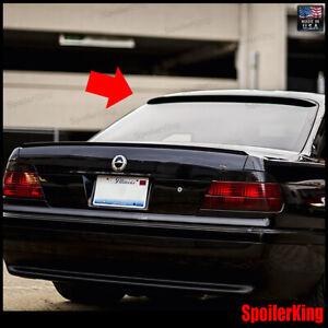 SpoilerKing 284R Rear Roof Spoiler Window Wing (Fits: BMW 7 series 1994-01 e38)
