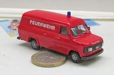Fw056: ford transit recuadro, bomberos, ral 3000