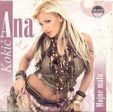 ANA KOKIC CD Mojne Mala 2006 Srbija Bosna Hrvatska Balkan Folk Narodna Hitovi