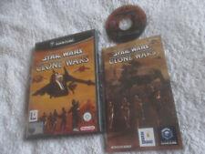 Star Wars: The Clone Wars / CIB (Nintendo GameCube, 2002) PAL