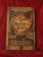 HARRY POTTER 📚 Tales Of Beedle The Bard 1st Edition 1st Print!!!!