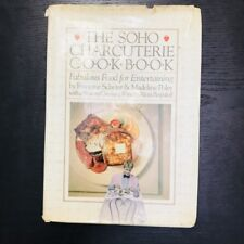 The SoHo Charcuterie Cookbook By Scherer & Poley 1983 Hard Cover Cookbook