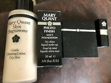 More details for mary quant bundle 4 items skin cleansing lotion foundation blushbaby lipstick