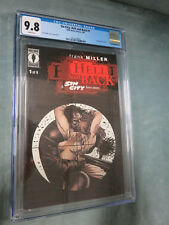 Sin City: Hell and Back #1 (1999) CGC 9.8 - FRANK MILLER STORY, COVER, & ART