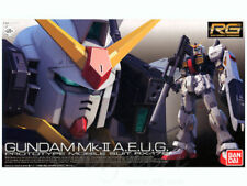 GUNDAM 1/144 RX-178 Mk-II AEUG Prototype Real Grade Model Kit RG 08 Bandai Japan