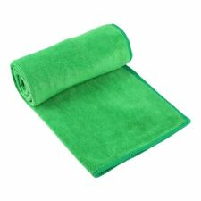 Microfiber Quick Dry Sport Face Towel Shower Outdoor Travel Camping Green tj