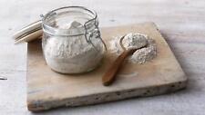 Wyoming Bentonite di sodio 100g Borsa Cosmetici Grade Argilla Maschera trattamento di bellezza