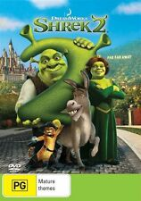Shrek 2 (DVD, 2004) - Region 4