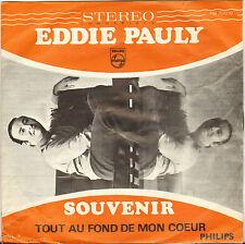 "EDDIE PAULY ""SOUVENIR"" 60'S SP PHILIPS 702220"