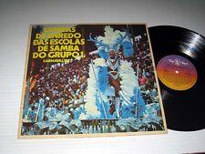 SAMBAS DE ENREDO DAS ESCOLAS DE SAMBA DO GRUPO 1 Carnaval 1977 TOP TAPE Import