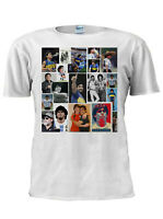 Maradona T-Shirt Diego Collage Football Sport Legend Argentina Tee World Cup N10