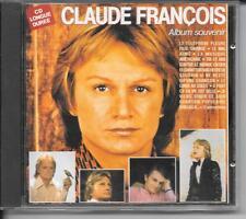 CD COMPIL 24 TITRES--CLAUDE FRANCOIS--ALBUM SOUVENIR