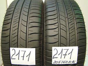 2 x Sommerreifen Michelin Energy Sever  205/60 R16,92V GRNX.6,5mm