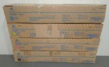 Konica Minolta Genuine Toner Set TN619 - Bizhub C1060 C1070