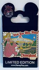 Disney DLR Wish You Were Here 2007 King Arthur Carrousel Aurora LE 1000 Pin