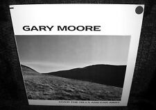 GARY MOORE Over The Hills And Far Away (1986 U.S. Picture Cover Promo 12inch)