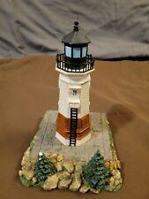 Silent Sentinel by Ben Richmond Marblehead, Oh Lighthouse Figurine Ltd 182/1200