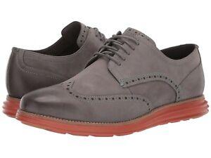 Men's Shoes Cole Haan ORIGINAL GRAND WINGTIP Oxfords Leather C30344 MAGNET