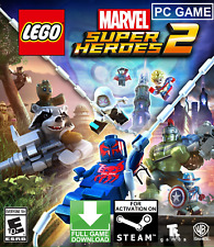 LEGO Marvel Super Heroes 2 Steam Game PC [NO CD/DVD] FAST DELIVERY!