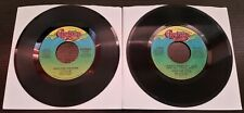 Lot of 2 Chelsea Label Records 45RPM (Used)