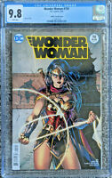 Wonder Woman #750 Jim Lee Variant CGC 9.8 DC Comics 2020